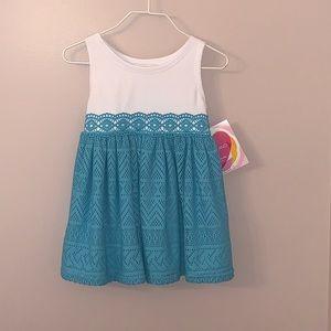 2T dress NWT
